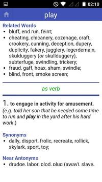 Antonyms Synonyms for Android - APK Download