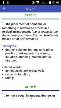 Antonyms Synonyms screenshot 9