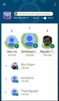 Ai Là Triệu Phú 2017 screenshot 18