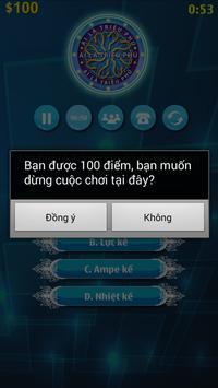Ai Là Triệu Phú 2017 screenshot 6