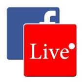 Go Live For Facebook simulator icon