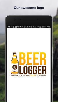 Beer Logger poster
