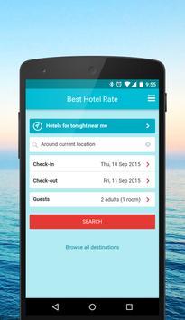 Best Hotel Rate screenshot 1