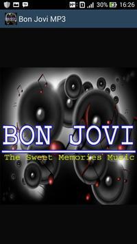 Bon Jovi Hits - Mp3 poster