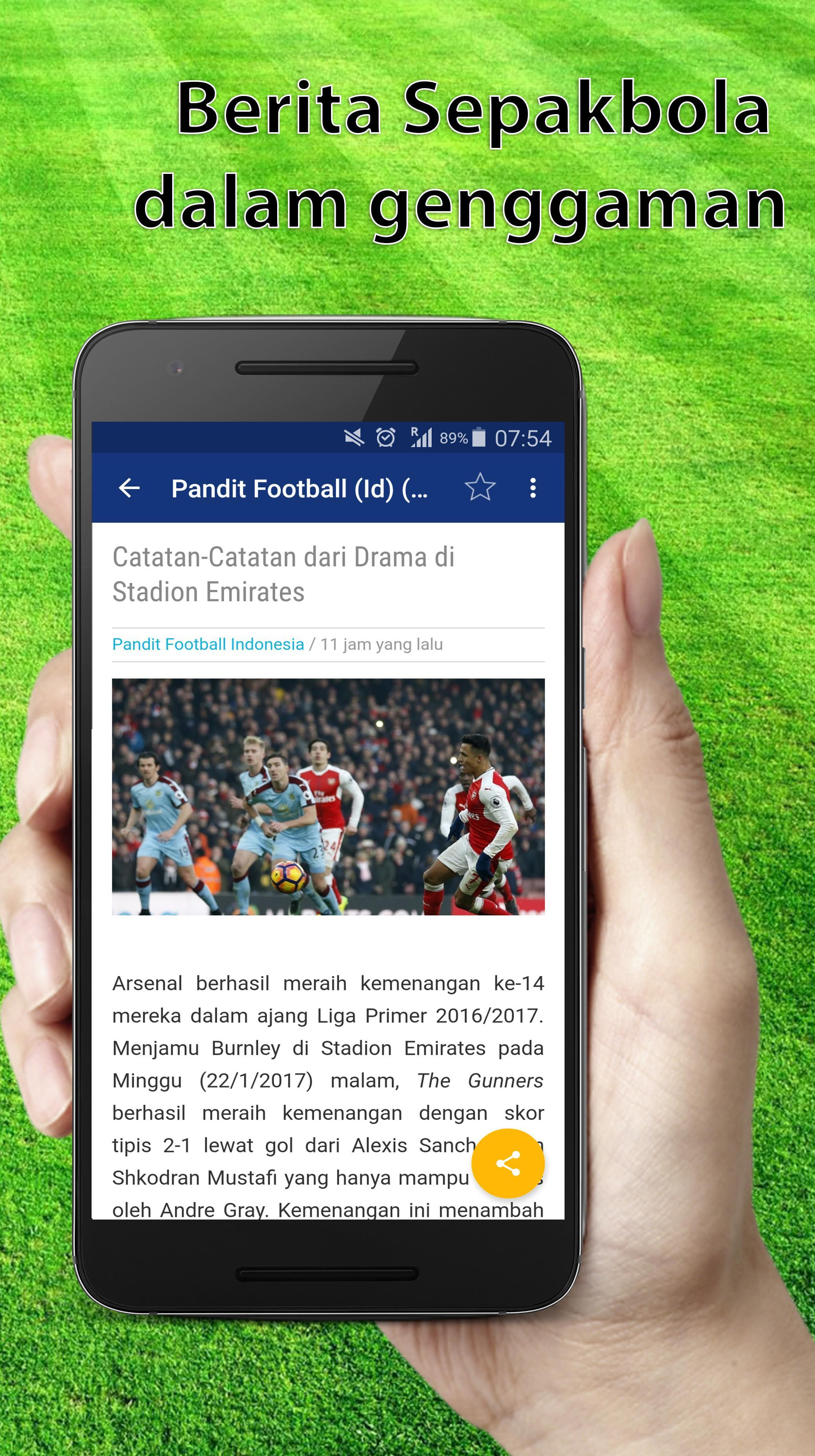 Berita Bola For Android Apk Download
