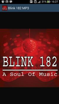 Blink 182 Hits - Mp3 poster
