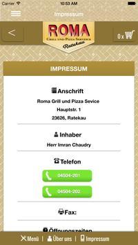 Roma-Ratekau.de apk screenshot