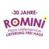 Romini Pizza Lieferservice. icon