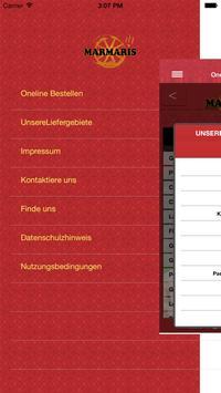 Mamaris Lieferservice. screenshot 1