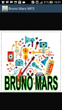 Lagu Barat - Bruno Mars Hits - Mp3 poster