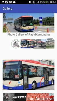 Jadwal - Bus Rapid Kamunting screenshot 5