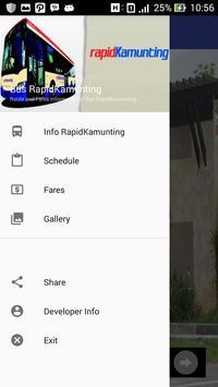 Jadwal - Bus Rapid Kamunting screenshot 1