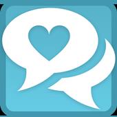無料の出合いアプリ-ブレンドトーク-恋活~友達探しの出会い系 icon