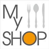 SampleShop icon