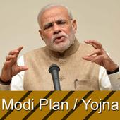 Modi Yojna/Plan 2017 icon