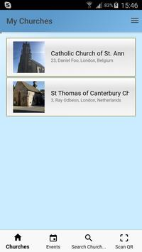 Church Mobile screenshot 1