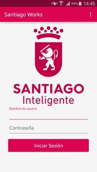 Citymis Works Santiago poster