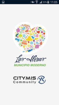 Citymis Works Las Heras poster