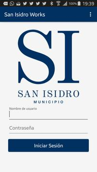 Works San Isidro poster