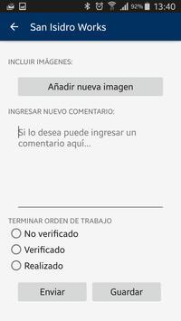 Works San Isidro apk screenshot