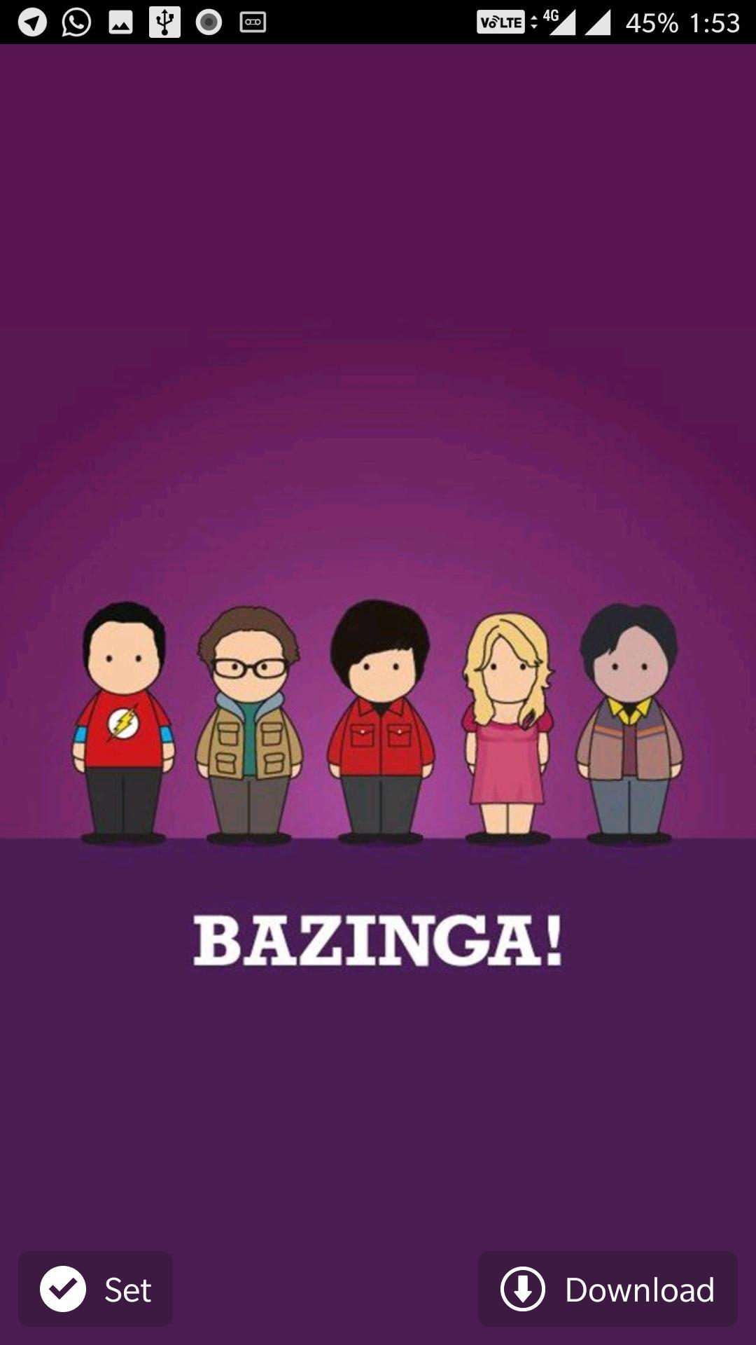 The Big Bang Theory Wallpaper For Android Apk Download