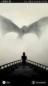 Thrones HD wallpaper poster