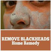 Remove Blackheads Home Remedy icon