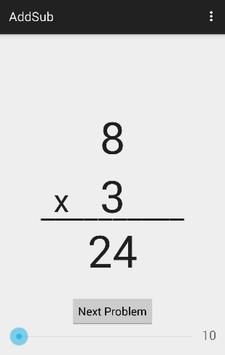 Flash Math screenshot 1