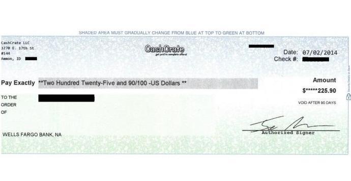 Complete Surveys For Cash screenshot 2