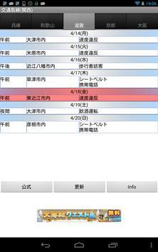 交通取締り(関西) screenshot 13
