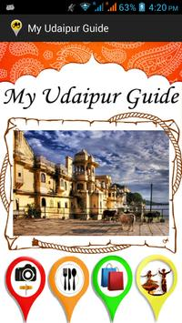 My Udaipur Guide poster