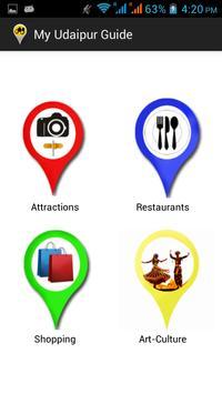 My Udaipur Guide apk screenshot