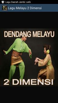 Melayu 2 Dimensi poster