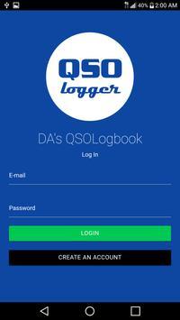 QSO Logger poster