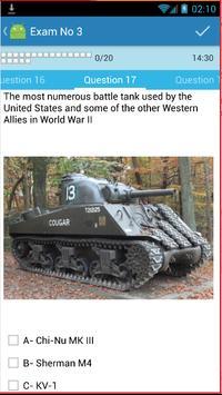 World War II Quiz apk screenshot