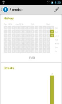 Day by Day - Habit Tracker apk screenshot