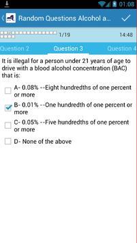 NewYork Driver DMV Test 2016 screenshot 2