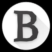 Blogged icon