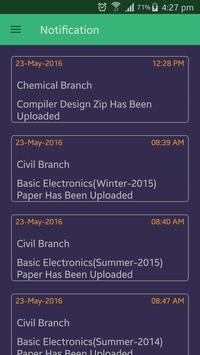 GTU Exam Papers apk screenshot