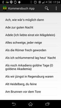 KommersbuchApp screenshot 1
