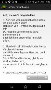 KommersbuchApp screenshot 2