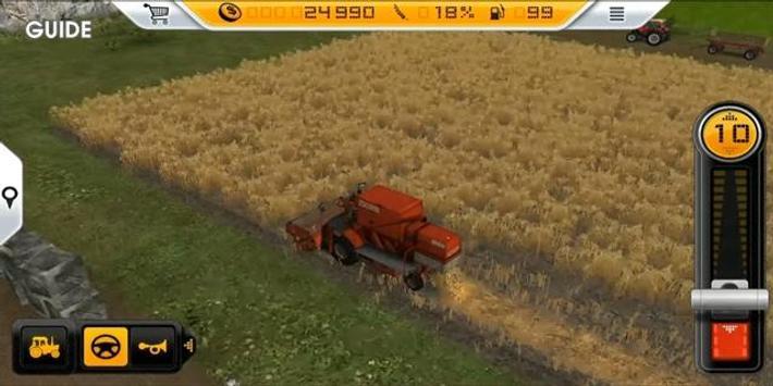 Guide Farming Simlator poster