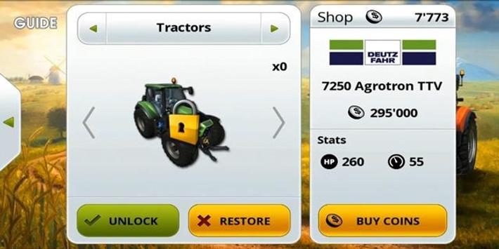 Guide Farming Simlator screenshot 1