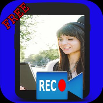 free rec video call text voice poster