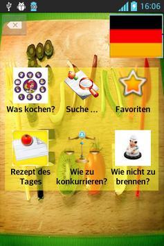 Kochrezepte FunnyFood poster