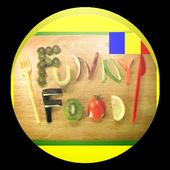 Rețete de Gătit Funny Food icon