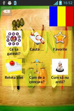 Rețete de Gătit Funny Food apk screenshot
