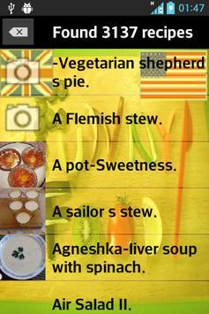 Cooking Recipes Funny Food apk screenshot