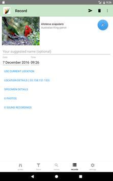 Ku-ring-gai flora and fauna apk screenshot