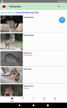 Sydney Wildlife apk screenshot